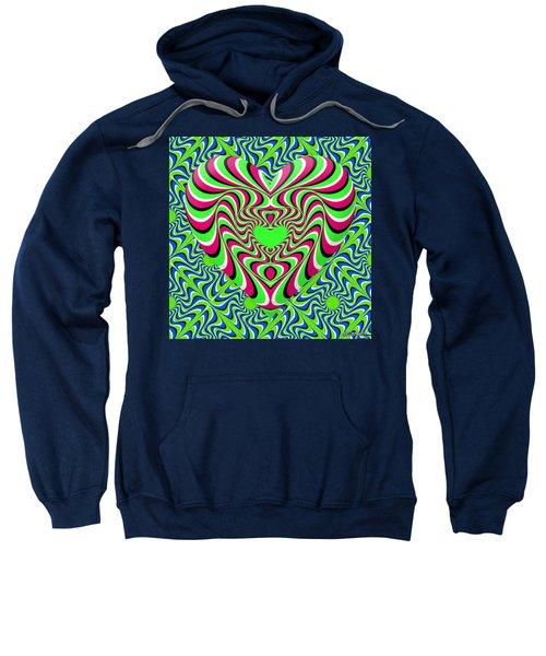 Burning Heart Sweatshirt