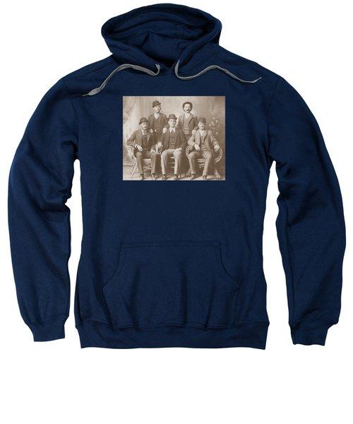 Butch Cassidy - Sundance Kid - Wild Bunch  Sweatshirt