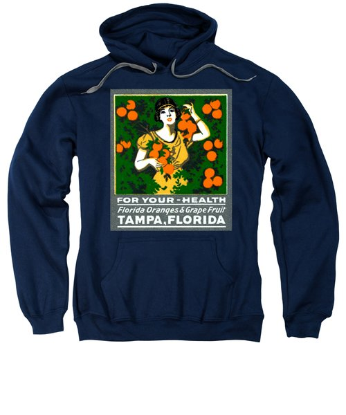 C.1920 Tampa For Your Health Sweatshirt