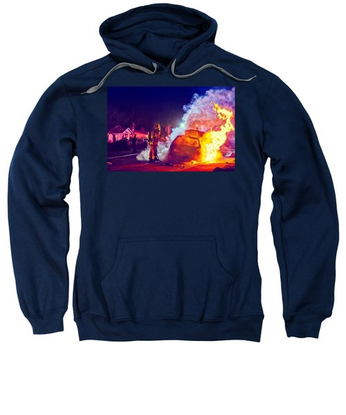 Car Arson  Sweatshirt