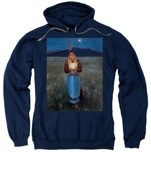 Catching The Moon Sweatshirt