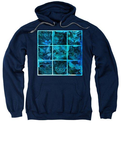 Cattitudes Sweatshirt