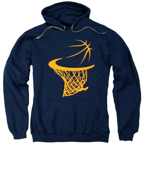 Cavaliers Basketball Hoop Sweatshirt