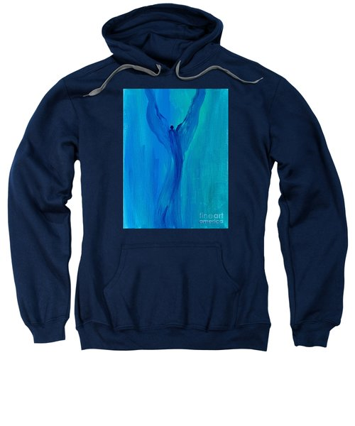 Celestial Angel Sweatshirt