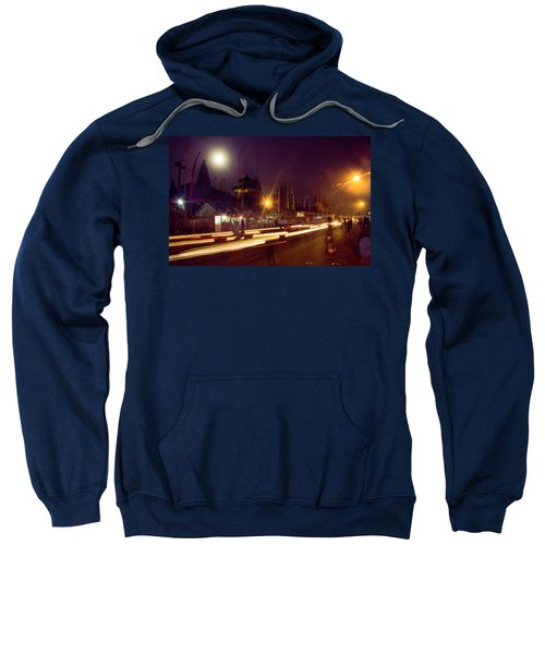 Ceremonious Crossings Sweatshirt