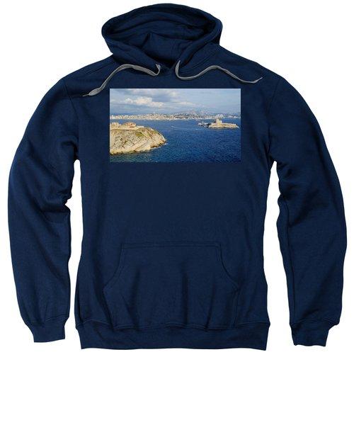 Chateau D'if-island Sweatshirt