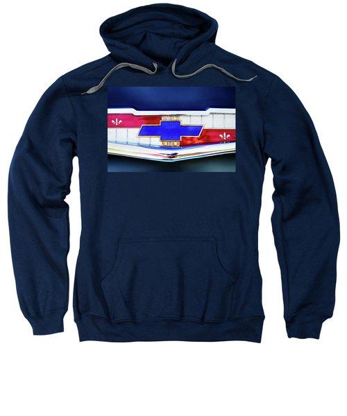 Chevy's Fifties Bowtie Sweatshirt