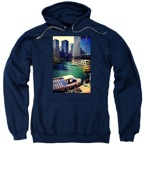 City Of Chicago - River Tour Sweatshirt