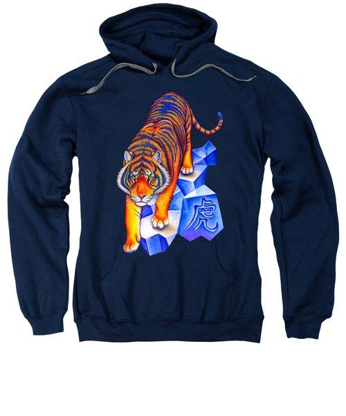 Chinese Zodiac - Year Of The Tiger Sweatshirt