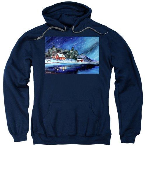 Christmas Eve Sweatshirt