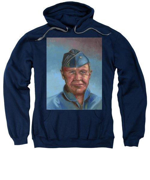 Chuck Yeager Sweatshirt