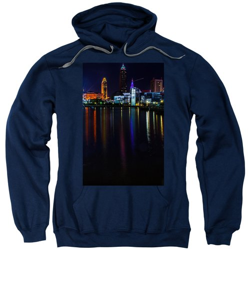 Cleveland Nightly Reflections Sweatshirt