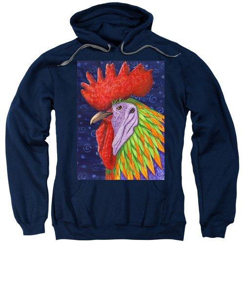 Cock A Doodle Dude IIi Sweatshirt