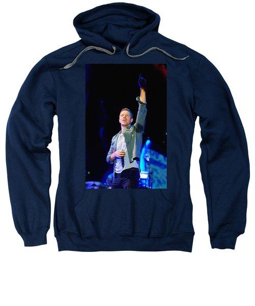 Coldplay8 Sweatshirt by Rafa Rivas