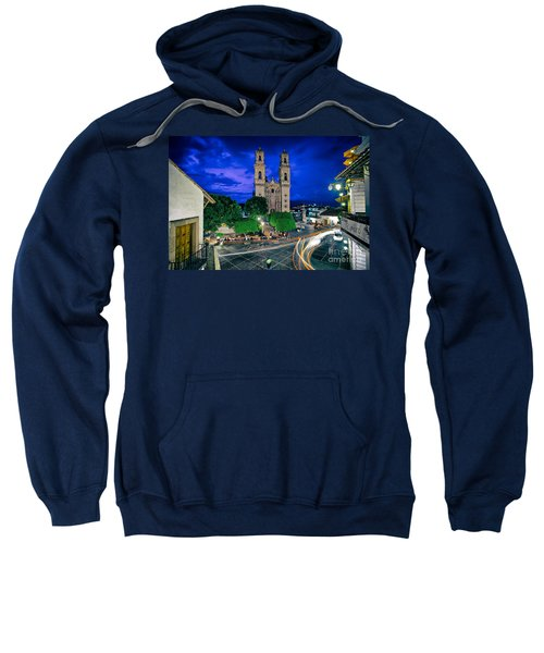 Colonial Town Of Taxco, Mexico Sweatshirt