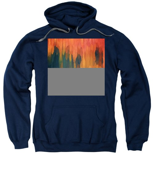 Color Abstraction L Sq Sweatshirt