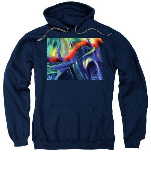 Color Flight Sweatshirt