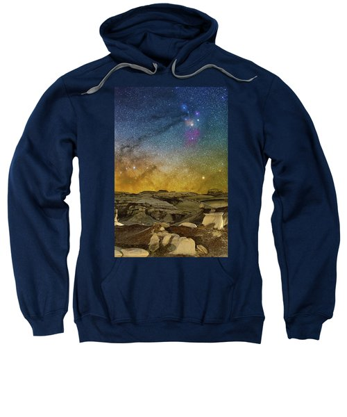 Colors On The Rise Sweatshirt