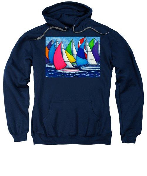 Colourful Regatta Sweatshirt