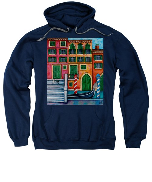Colours Of Venice Sweatshirt