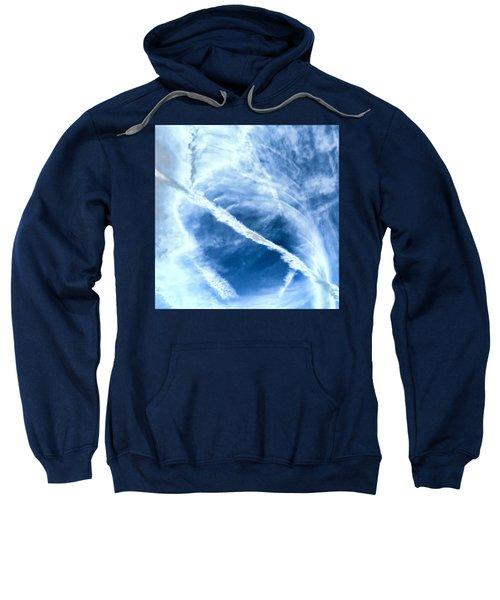 Contrail Concentricities Sweatshirt