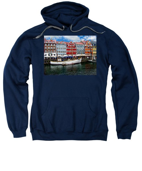 Copenhagen - Denmark Sweatshirt