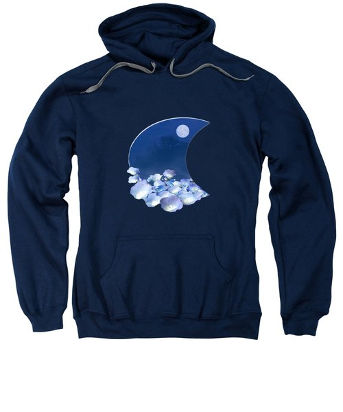 Cornflowers In The Moonlight Sweatshirt