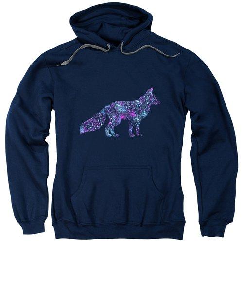 Cosmic Fox Sweatshirt