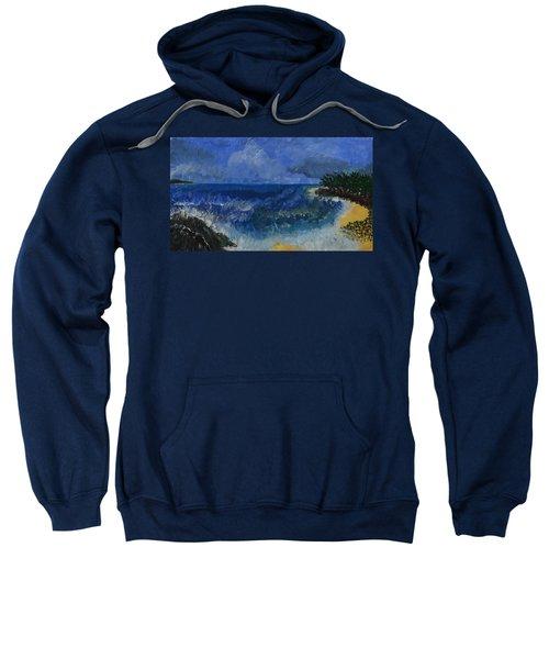 Costa Rica Beach Sweatshirt
