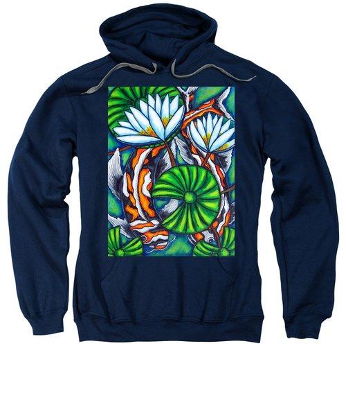 Coy Carp Sweatshirt