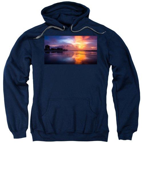 Crescent Beach Sunrise Sweatshirt
