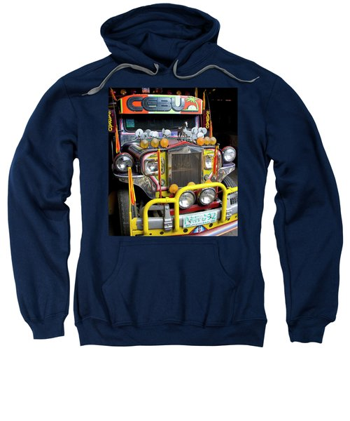Da Jeepney Sweatshirt