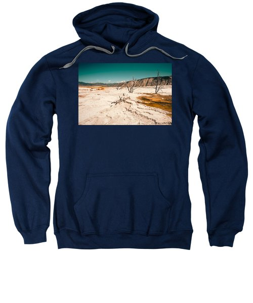 Do Not Touch Sweatshirt