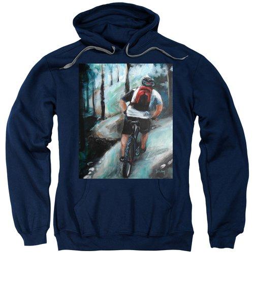 Dodging Trees Sweatshirt