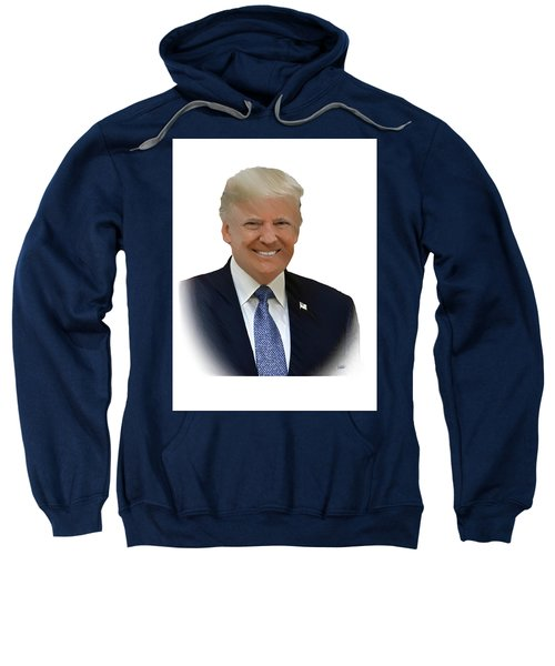 Donald Trump - Dwp0080231 Sweatshirt