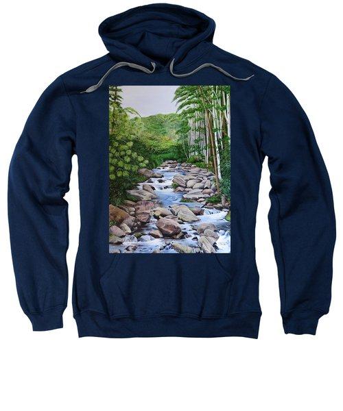 Down Stream  Sweatshirt