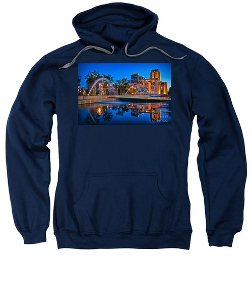 Downtown San Diego Waterfront Park Sweatshirt