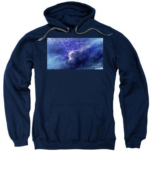 Dramatic Cumulus Sky Sweatshirt