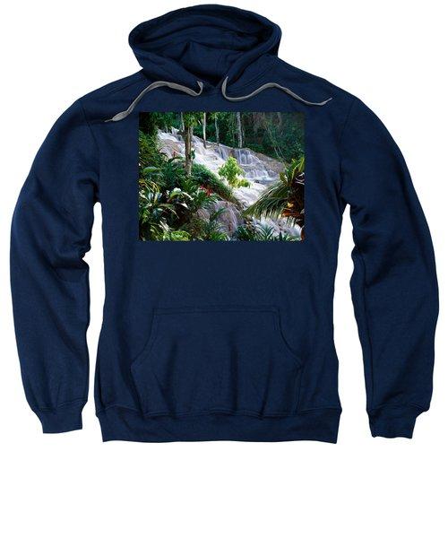 Dunn's River Falls Jamaica Sweatshirt