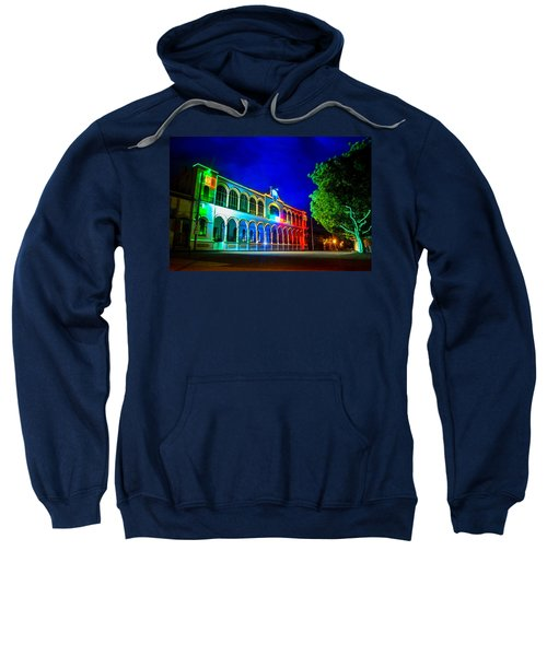 Edificio Rosales Uas  Sweatshirt
