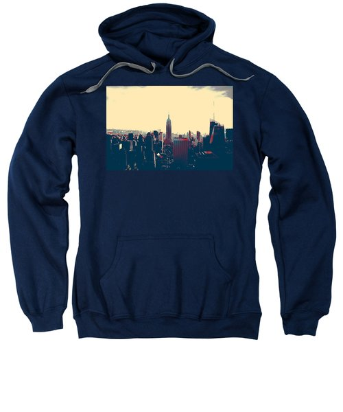 Empire-state-building 36 Sweatshirt