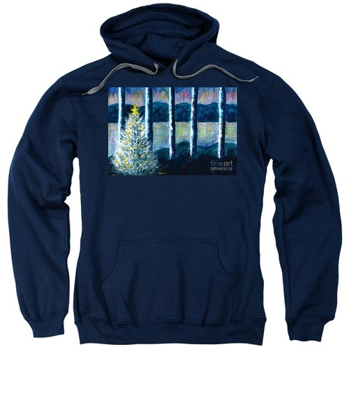 Enlightened Forest  Sweatshirt
