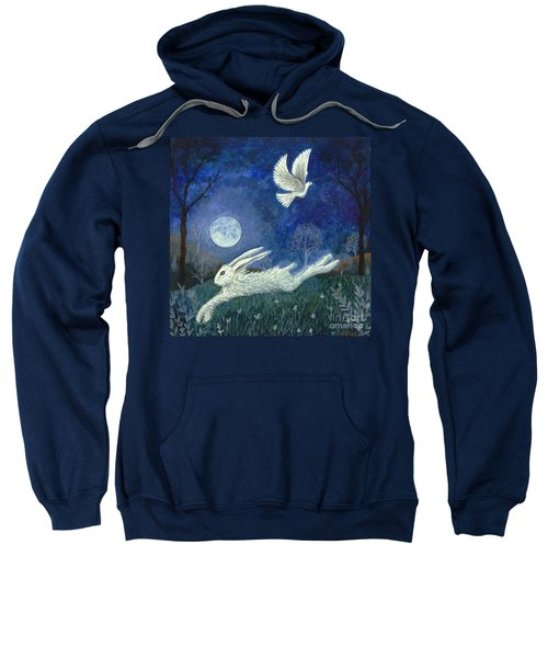 Escape With A Blessing Sweatshirt
