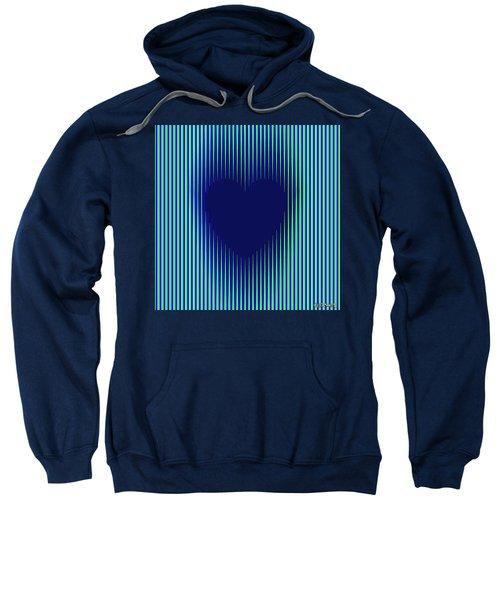 Expanding Heart 2 Sweatshirt