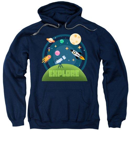 Explore Space Sweatshirt