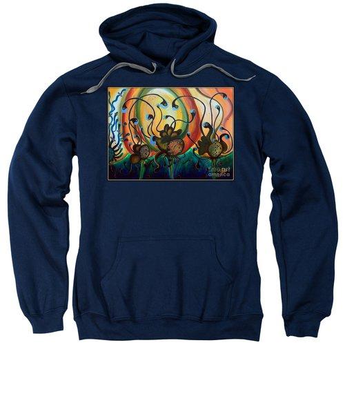 Extraterrestrial Flora Sweatshirt