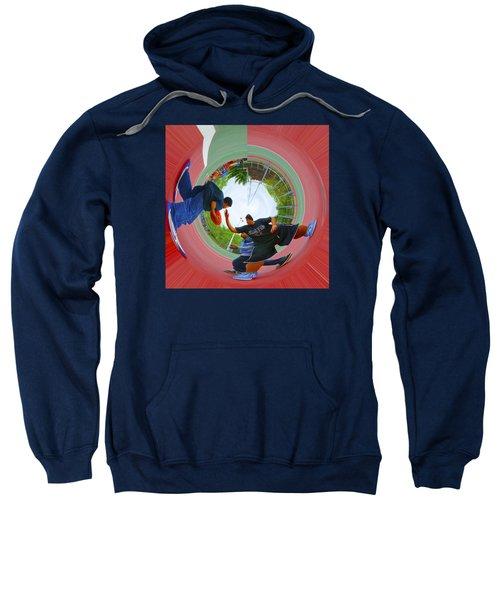 Extreme Pick Up Basketball Sweatshirt