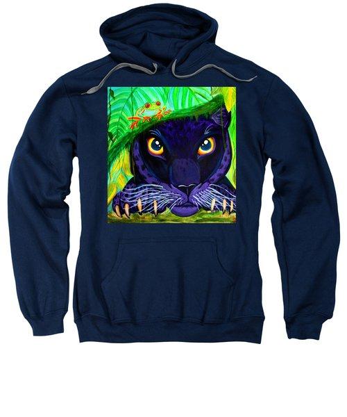 Eyes Of The Rainforest Sweatshirt