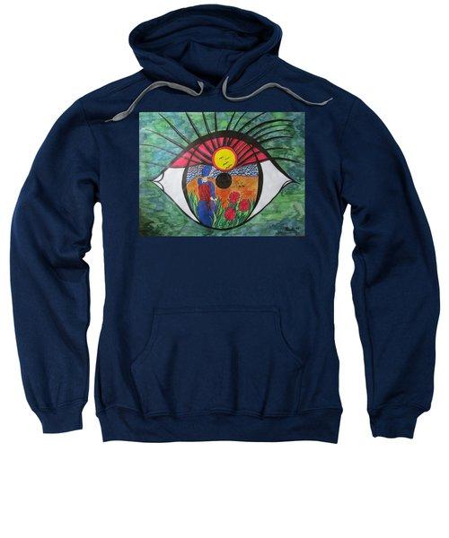 Eyewitness Sweatshirt