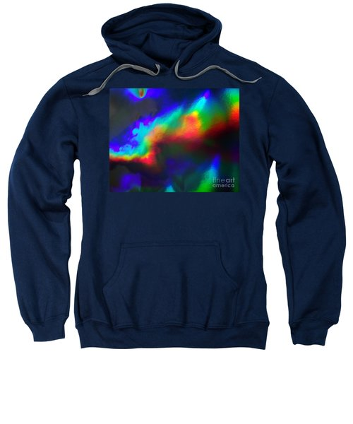 Heavenly Lights Sweatshirt